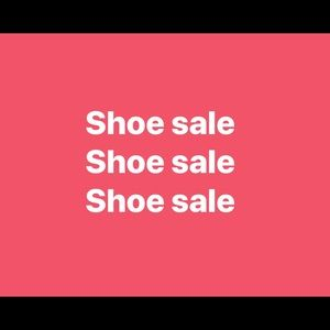 October Shoe Sale- send us an offer!